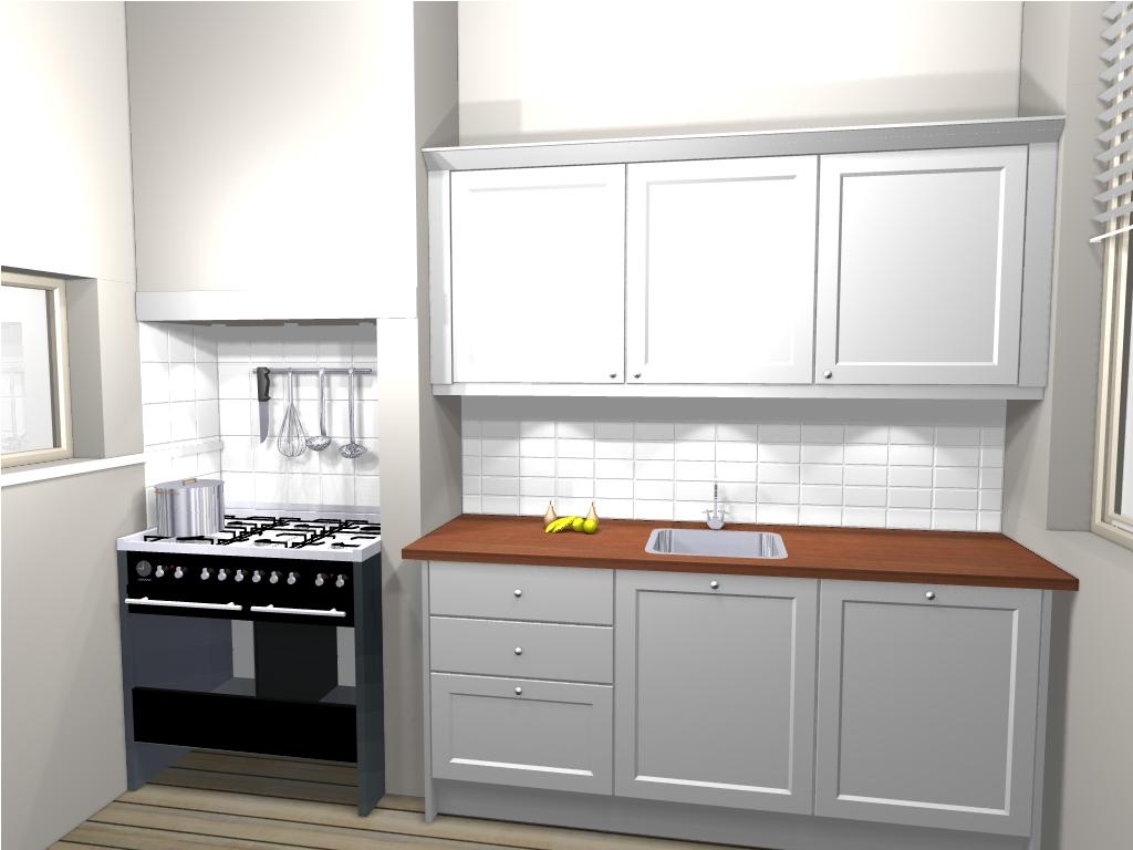 Indeling keuken mijn eigen kasteel - Keuken indeling ...